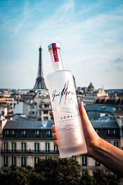 French Vodka de chez Bastille day la vodka française